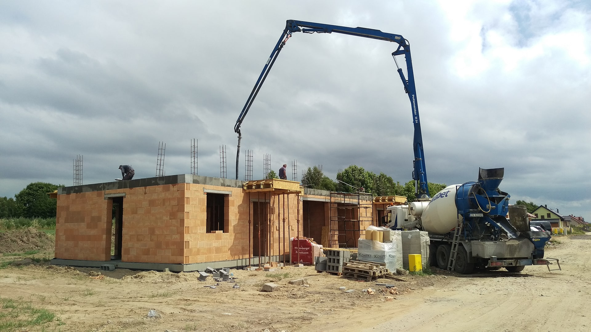 budowa domków jednorodzinnych koszalin