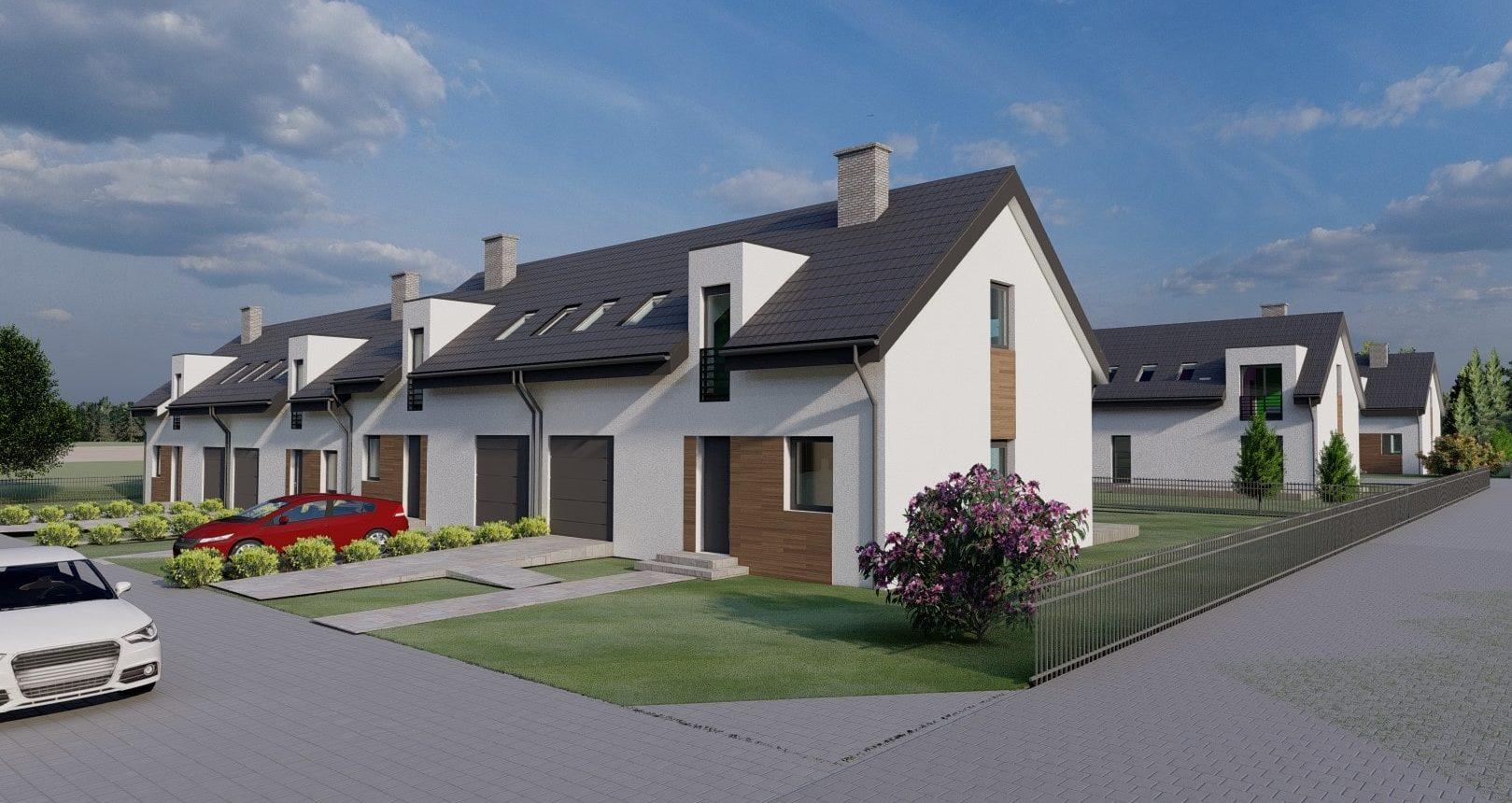 Osiedle domków jednorodzinnych Koszalin